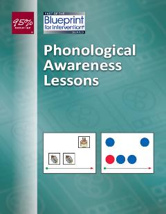 Phonological Awareness Lessons cover