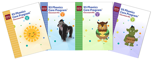 4 Grades 95 Phonics Core Program