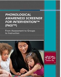 Phonological Awareness Screener