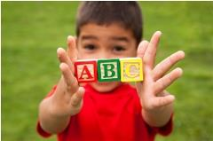Boy Blocks ABC