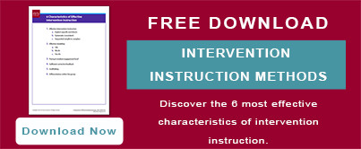 Intervention Instruction Method