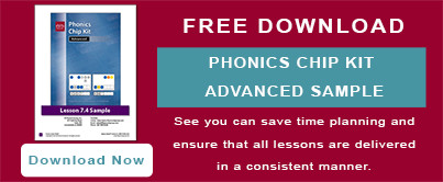 Phonics Chip Kit
