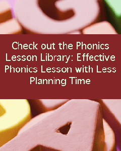 phonics no period