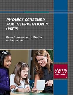 Phonics Screener for Intervention
