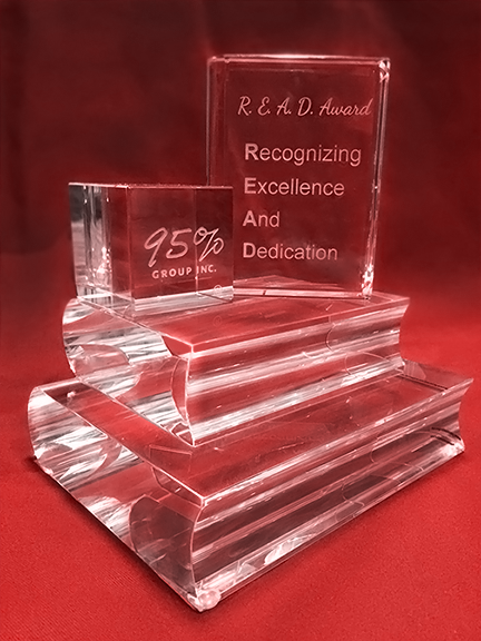 R.E.A.D. Award 2016-17 95 Percent Group