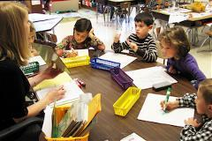 Reading Intervention Activities in the Classroom
