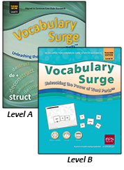 95 Percent Group Vocab Surge